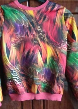Свитшот кофта светр свитер світшот