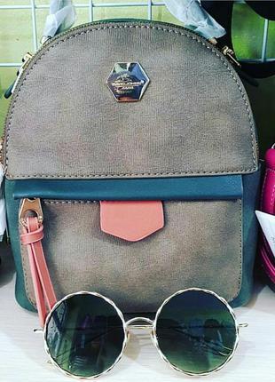 Стильный фирменный рюкзак david jones , сумка-рюкзак