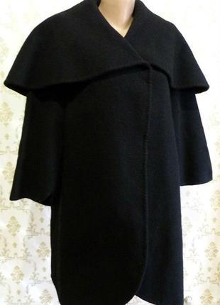 Пальто из валяной шерсти.  the best of the best. италия.