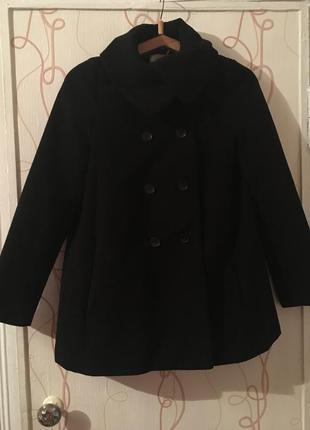 Пальто с подкладкой осень-весна
