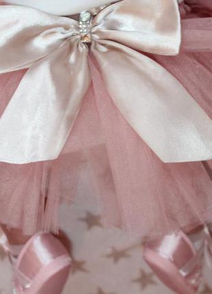 Фатиновая юбка  с повязкой