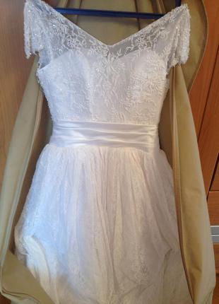 Весільне плаття yumeli