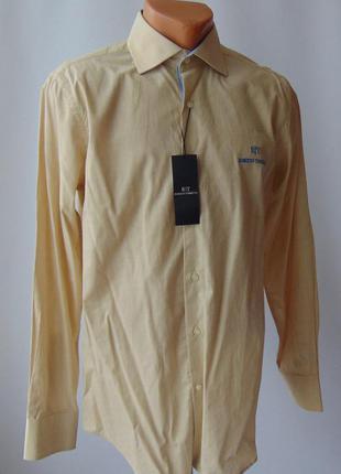 Рубашка roberto toretta 39 р сток
