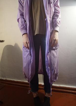 Дождевик куртка плащ ветровка asos