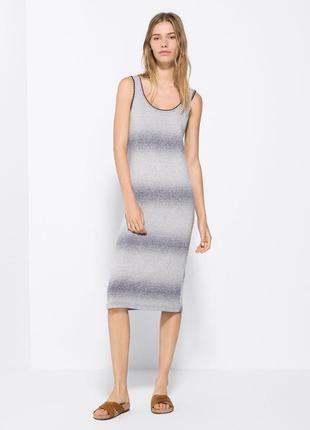 Платье massimo dutti m