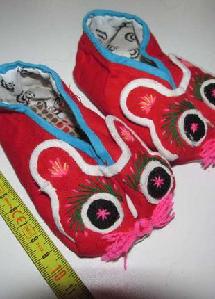 Обувь для самых маленьких, до 1 года, 10,5 см. новая!