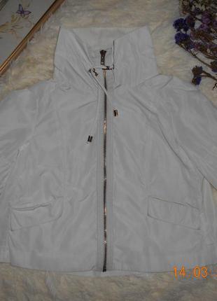 Куртка а-силуету