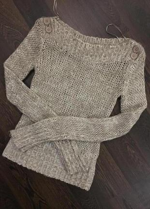 Красивый весенний свитер \кофта\ блуза \водолазка jane norman