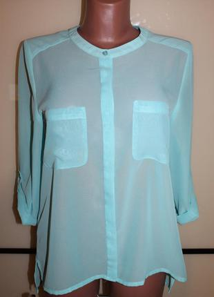 Нежная блуза бренда laura di sarpi ,размер eur 40, на 46 р