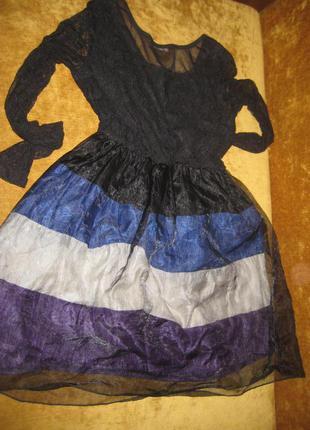 Платье нарядное lily