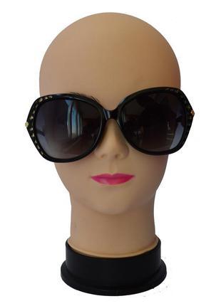 Поляризационные женские солнцезащитные очки2 фото