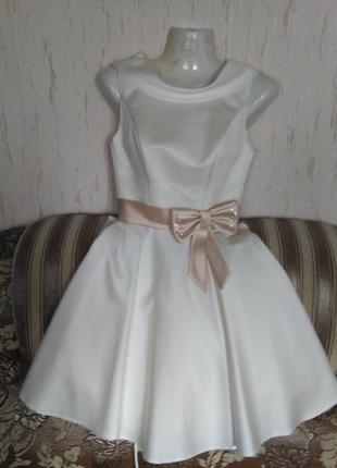 Нежное платье на любое торжество !!!