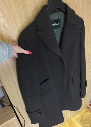 Пальто max&co, max mara