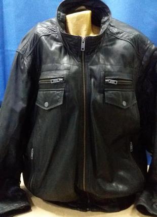 Купить кожаную куртку недорого
