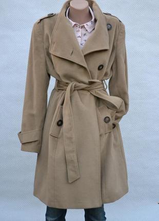 Шикарное демисезонное пальто george