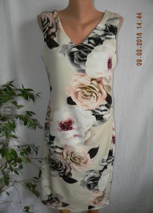 Нежное платье с принтом wallis