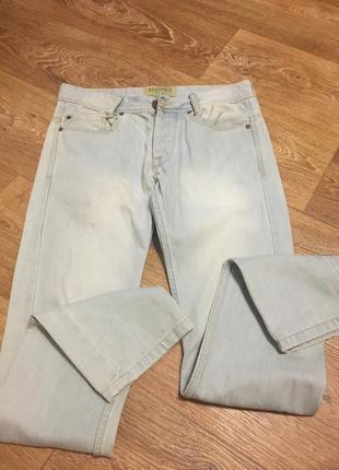 Супер джинсы bershka