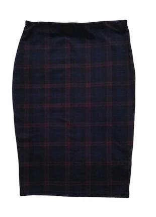 Трикотажная юбка карандаш, бренд new look