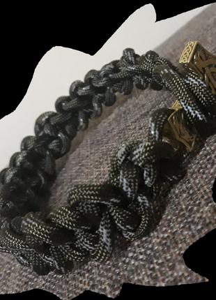 Мужской браслет из панакорда
