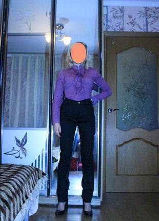Новые (с биркой) брюки штаны mango xs s