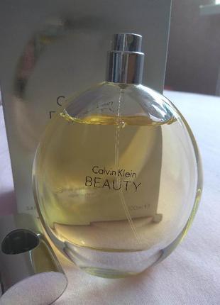 Кельвин кляйн парфюмированая вода