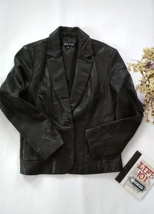 Кожанная куртка\ куртка с натуральной кожи