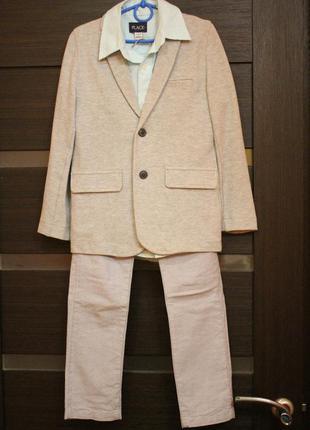 Продам костюм на выпускной, в школу childrens place, h&m