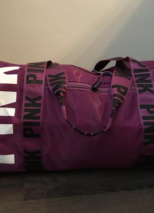 Сумка спорт  pink