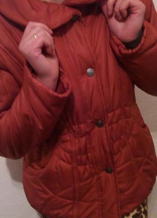 Брендовая  куртка laura