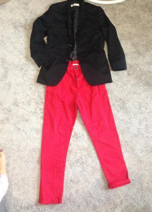 Пиджак на мальчика 9-10 лет