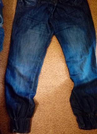 Супер джинсы crafted