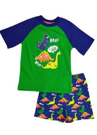 Пижама примарк, летняя пижамка для мальчика primark