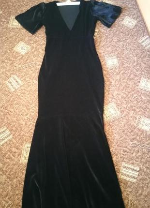 Вечірня сукня...