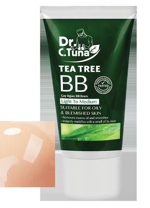 Farmasi bb cream с маслом чайного дерева
