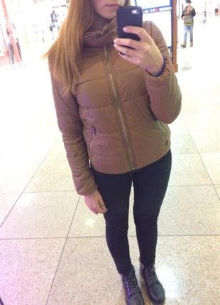 Куртка курточка bershka