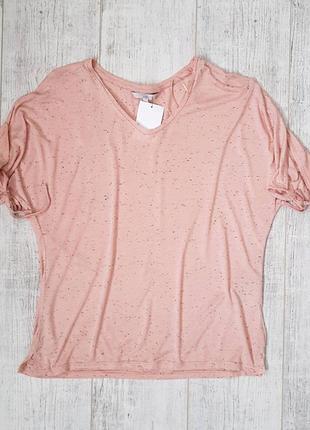 Женская трикотажная футболка c&a. размер l