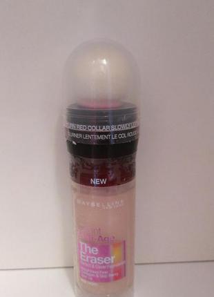 Тональный крем maybelline instant anti-age the eraser