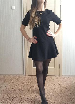 Красивое стильное платье mango