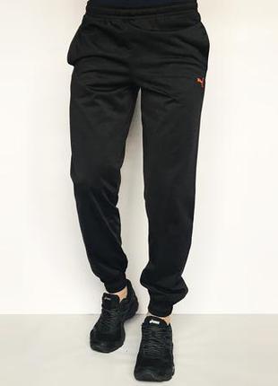 4b9bb7bc82c6 Спортивные штаны puma original зауженные чёрные мужские Puma, цена ...