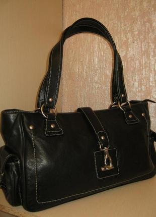 Большой выбор кожаных сумок кожаная черная дорожная сумка для ручной клади через плечо
