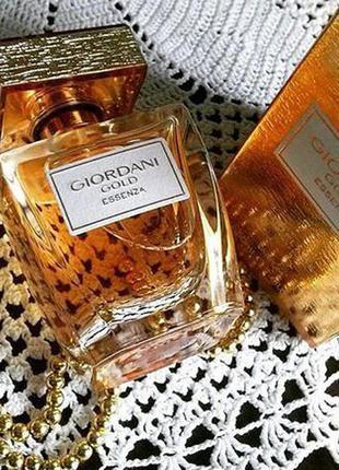 """Парфюмерная вода """"giordani gold essenza"""".в 4 раза более стойкая,чем ароматы диор!"""