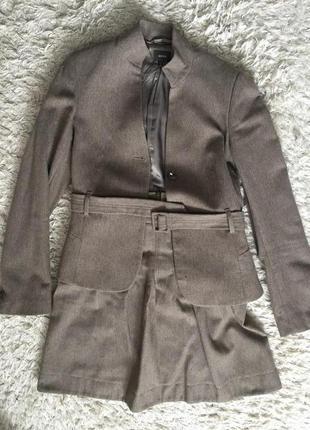 Костюм mexx  юбка+пиджак