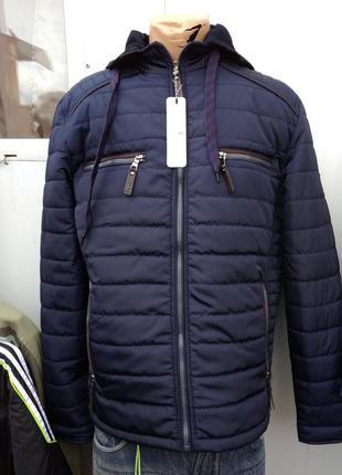 Чоловіча куртка; весна-осінь
