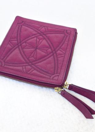 Новый, стильный клатч кошелек из натуральной кожи. other stories