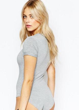 Боди-футболка topshop. новое.