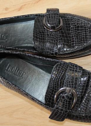 Туфли hotter, 100% оригинал. англия. размер uk6