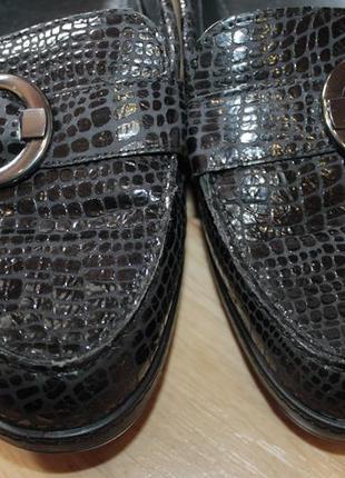 Туфли hotter, 100% оригинал. англия. размер uk62 фото