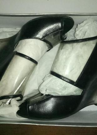 Модельные туфли