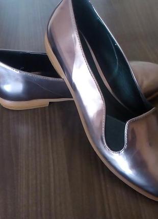 Лоферы, слипоны, туфли