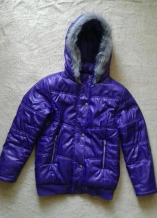 Курточка для девочки 13-14 лет